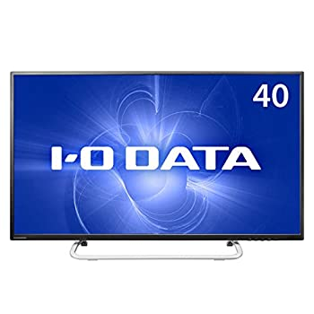 I-O DATA 39.5型ワイド液晶ディスプレイ (4K/60Hz対応、DisplayPort搭載、ブルーライト低減、リモコン付き) LCD-M4K401XVB
