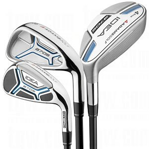 Adams Golf A7OS Irons, Set of 8 at Sears.com