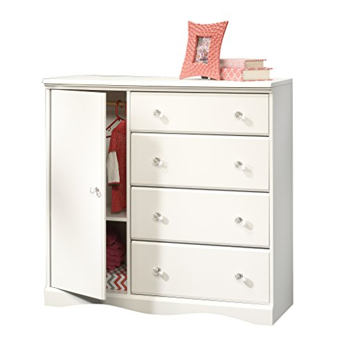 Check Out This Child Craft Monterey Chifforobe, Matte White