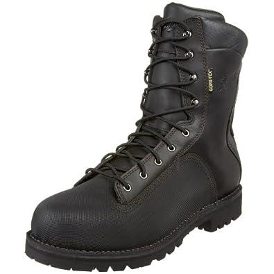Danner Men's Super Quarry 2.0 Black Pt Work Boot,Black,15 D US