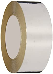 Nashua Aluminum Multi-Purpose Foil Tape, 3.2 mil Thick, 46 m Length, 48 mm Width