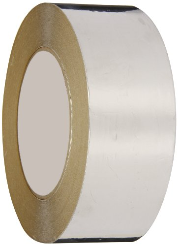 Nashua Aluminum Multi-Purpose Foil Tape, 3.2 mil Thick, 46 m Length, 48 mm Width (Hvac Tape compare prices)