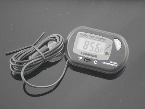 Fish Aquarium St-3 Electronic Digital Lcd Thermometer