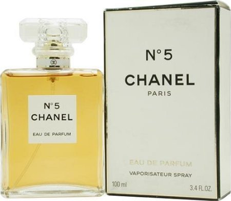Siamhotdeals discount duty free C H a N E L No.5 Eau De Parfum Spray 3.4 Oz. (New in Box!)