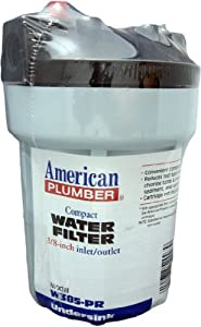 how to change american plumber water filter