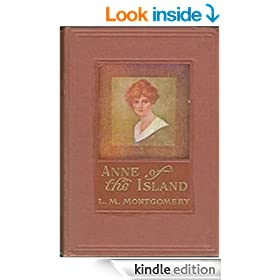 Anne of the Island (Anne of Green Gables Book 3)