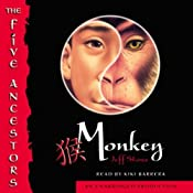 Monkey: The Five Ancestors, Book 2 | Jeff Stone