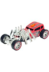 Toy State - Hot Wheels - Extreme Action - Light and Sound Steet Creeper