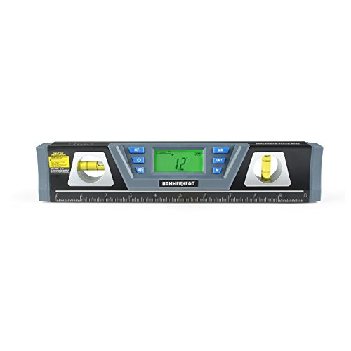HAMMERHEAD HLLT10 10-Inch. Digital Level with Laser (Digital Electronic Level compare prices)