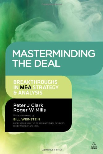 Masterminding The Deal: Breakthroughs In M&A Strategy And Analysis front-244141