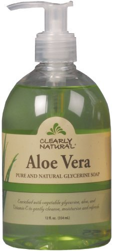 clearly-natural-aloe-vera-liquid-glycerine-soap-12-ounce-by-clearly-natural