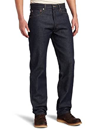 Levi's Men's 501 Original Shrink To Fit Jean, Rigid STF, 28x32
