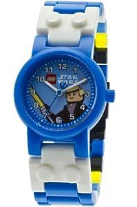 LEGO Star Wars Luke Skywalker Kids' Watch With Minifigure 8020356