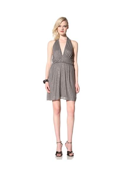 Sheri Bodell Women's Eclair Halter Dress
