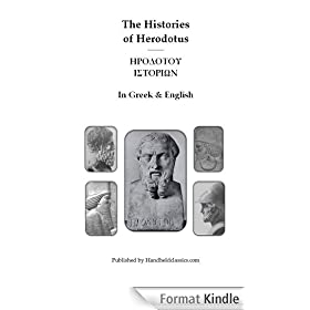 The Histories of Herodotus Interlinear English Translation (English Edition)