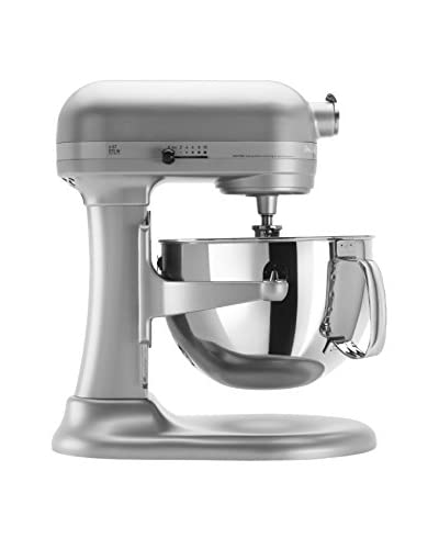 KitchenAid Professional 600™ Series 6-Qt. Bowl-Lift Stand Mixer W/Pouring Shield, Nickel Pearl