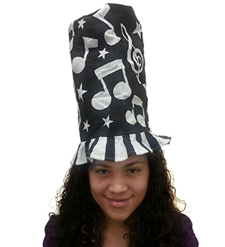 Overs (Black Stove Pipe Hat)