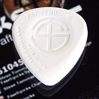 Essetipicks ZIRIYAB Standard White :1枚/エッセティピックス ジリヤブスタンダード ホワイト