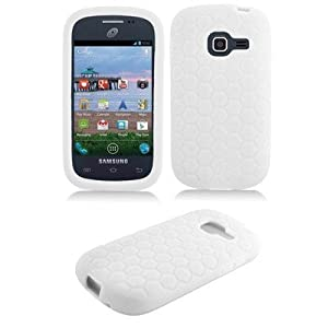 HONEYCOMB SILICONE CASE COVER FOR SAMSUNG GALAXY DISCOVER CENTURA