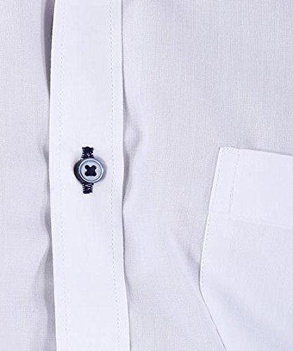 LA-MODE-Men-Sky-Blue-Printed-Collar-Shirt