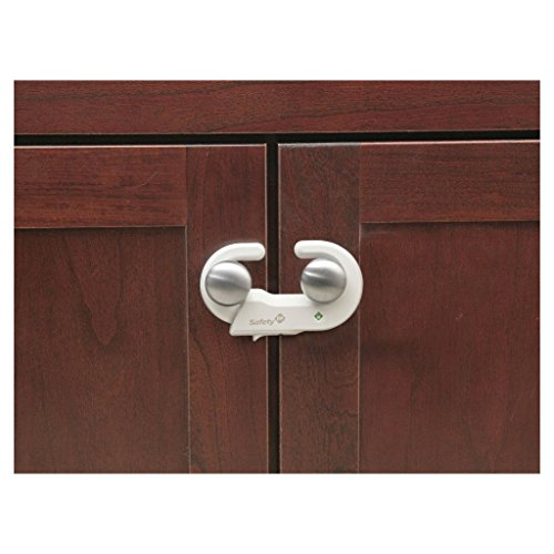 Safety 1st 6 Pack Grip n' Go Cabinet Lock - 1