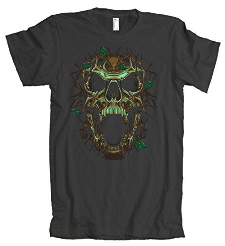 American Apparel: Thorn Skull T-Shirt AA18633D0