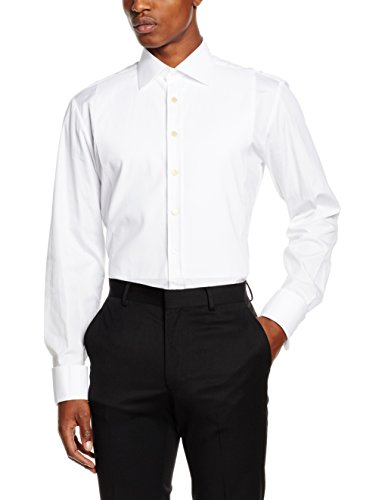 thomas-pink-es-marcella-double-cuff-chemise-casual-homme-blanc-46