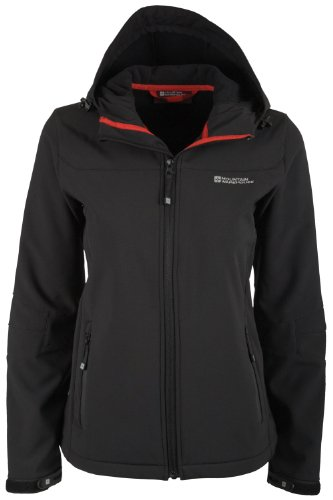 Exodus Womens Ladies Softshell Windproof Cycling Running Hiking Jacket Coat