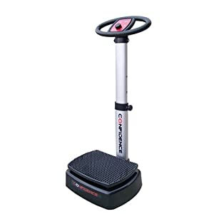 Confidence Vibe Tone Full Body Slimming Vibration Platform Fitness Trainer