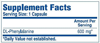 Biotics Research - DL-Phenylalanine 100C