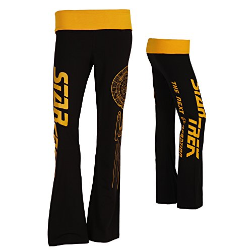 Star Trek USS Enterprise Yoga Pants