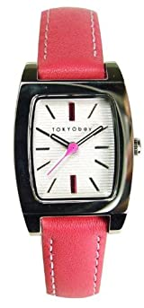 TOKYObay Ladies Pink Leather