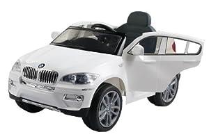 bmw x6 original licenza 2x motore 12 v della batteria. Black Bedroom Furniture Sets. Home Design Ideas