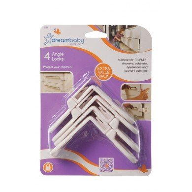 Dream Baby Angle Locks - 8 Pack