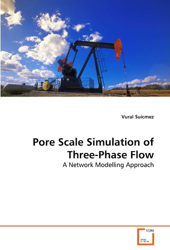 Pore Scale Simulation of Three-Phase Flow: A Network Modelling Approach
