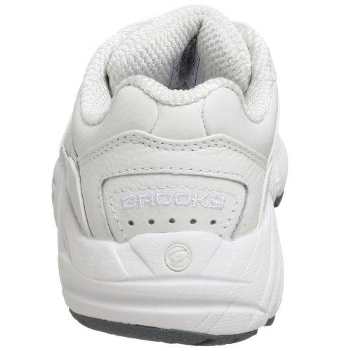 Brooks Women's Addiction Walker Nordic Walking Shoes, White (Weiß), 4 UK