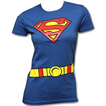 Supergirl Womens T-Shirt Costume