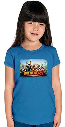 Battleborn Ragazze T-shirt 12+ yrs