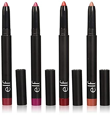 Cheapest e.l.f. Mad for Matte Lipcolor Set, 5.6 Gram by JA Cosmetics - Free Shipping Available
