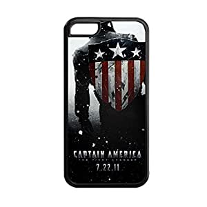 Amazon.com: Generic Protection With Captain America Soft Silicon For