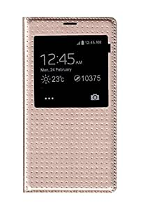Stycoon Flip Cover Samsung Galaxy S5 - Champange Gold