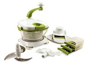 Baumalu 450176 - Robot de cocina con accesorios por Baumalu