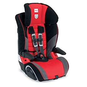 Baby's Store | Britax Frontier Booster Car Seat, Red