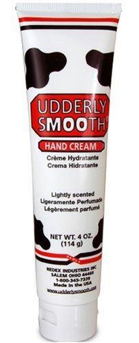 Udderly Smooth Udder Cream Skin Moisturizer 4 Ounce TubeB0000AS5ER : image