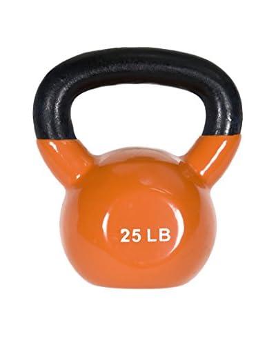 j/fit 25 lb Vinyl Kettlebell