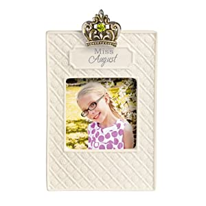 Grasslands Road Everyday Life Photo Frame, Miss August, 2.5 by 2.5-Inch