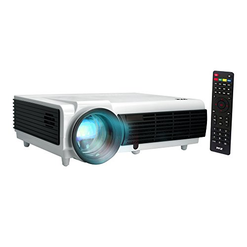 Pyle prjd903 pyle digital multimedia projector full hd for Apple video projector