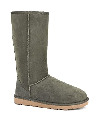 UGG Australia Womens Classic Tall Boot Forest Night Size 5