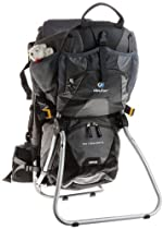 Deuter Kid Comfort II Backpack/ Child Carrier: Titan