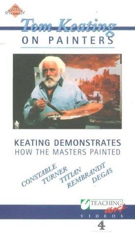 tom-keating-on-painters-3-degas-vhs